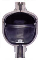 L'accumulateur à membrane