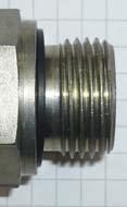 connectique hydraulique Filetage métrique
