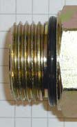 connectique hydraulique Filetage SAE