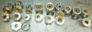 Banc d'essai pour moteur et pompe hydraulique