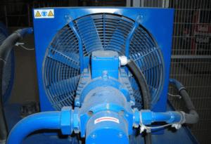 échangeur thermique air huile