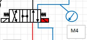 schéma canalisation du filtre au distributeur