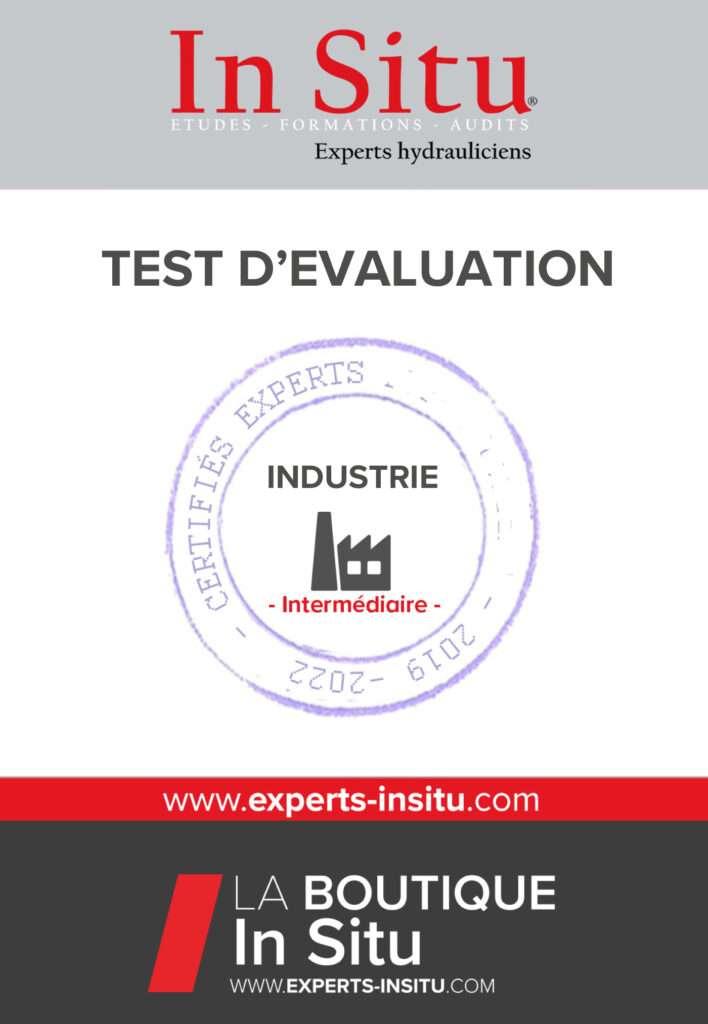 test d'evaluation formation In Situ